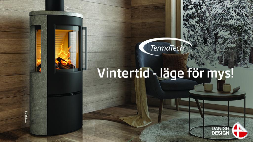Termatech – Vintertid, läge för mys!